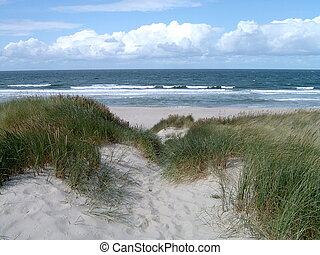 Westside beach Sylt - Photo taken on the westcoast of sylt, ...