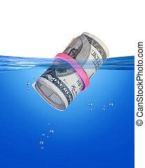 Wet Bankroll.
