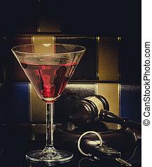 wet boek, wettelijk, drank, geleider