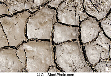 wet earth as texture