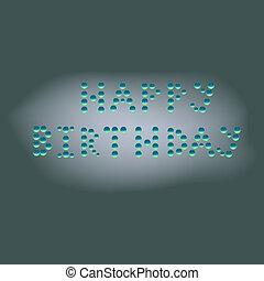 wet happy birthday
