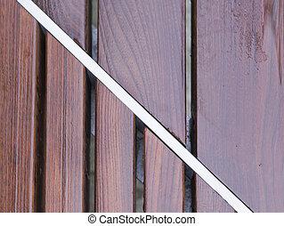 wooden bench texture. background.
