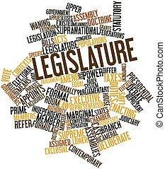wetgevende macht