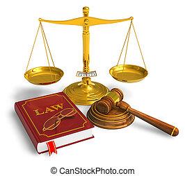 wettelijk, concept