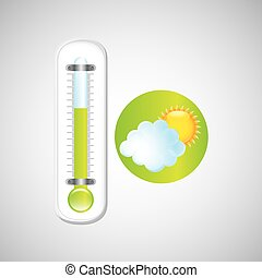 drau en icons prognose wetter thermometer sonne cloud drau en icons prognose cloud. Black Bedroom Furniture Sets. Home Design Ideas