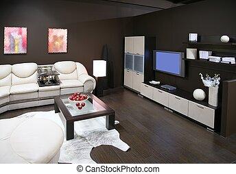 wewnętrzny, 3, livingroom