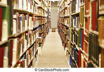 wewnętrzny, biblioteka