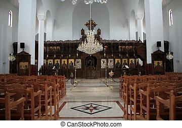 wewnętrzny, kościół