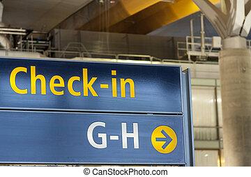 wewnętrzny, od, oslo, gardermoen, międzynarodowy aeroport