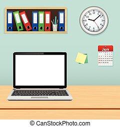 wewnętrzny projektodawca, biuro, desktop