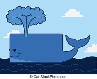 Whale Ocean