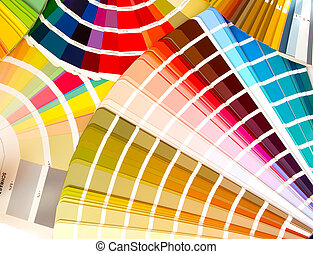 what color to choose? - expanded fans of color samples guids
