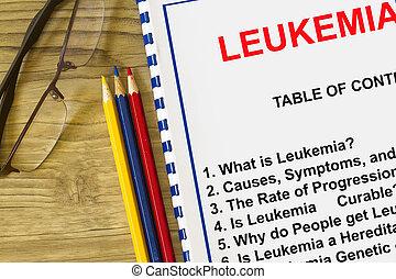 What is leukemia concept