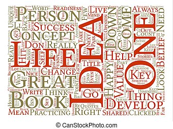 What Is The Value Of One Great Idea text background word cloud concept