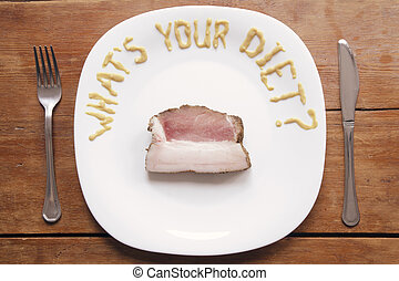 what's your diet