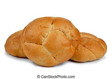 Wheat buns