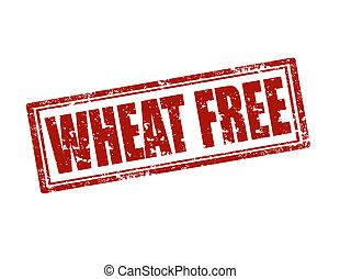 Wheat Free-stamp