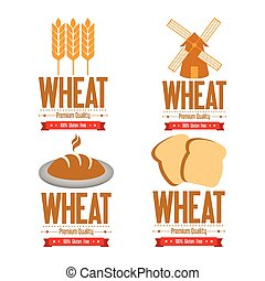 Wheat Labels