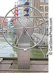 Wheel Draw Bridge