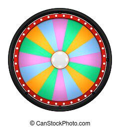 wheel fortune sixteen black