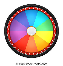 wheel fortune ten black