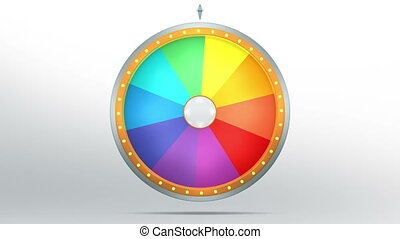wheel fortune - The wheel of fortune and Lucky spin...