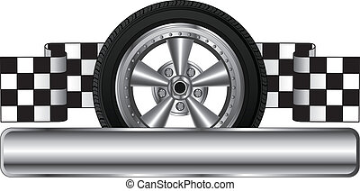 Wheel Logo Design