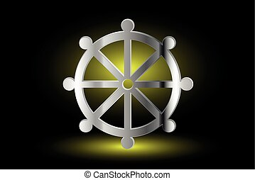 Wheel of Dharma,