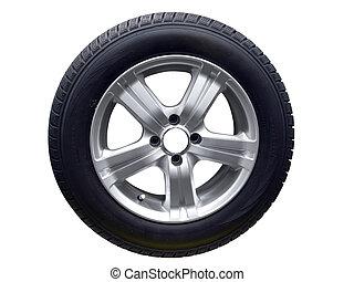 wheel isolated