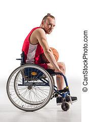 wheelchair basketball , φίλαθλος