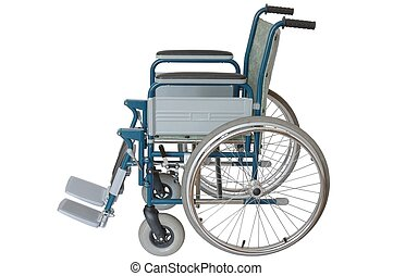 Wheelchair - Isolated wheelchair
