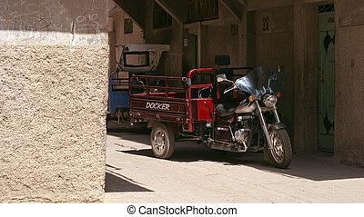 wheeler - moto