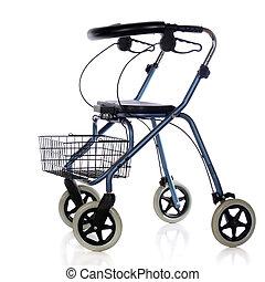 wheeling, walker