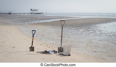 Where are the Clam Diggers?