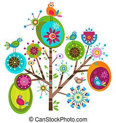 whimsy, pássaros