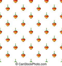 Whirligig pattern, cartoon style - Whirligig pattern....