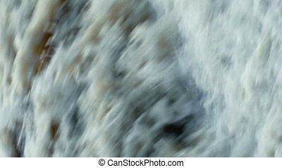 whirlpool wash, storm abstract background