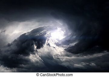 Whirlwind in the Clouds