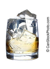 Whiskey and ice five