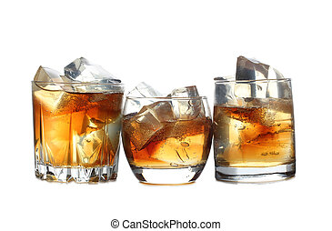Whiskey and ice seven
