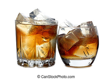 Whiskey and ice six