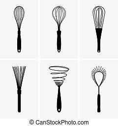 Whisks - Set of whisks