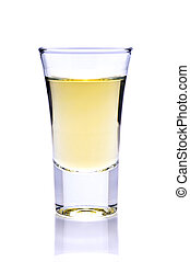whisky, projectile tequila, ou