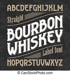 whisky, reakční, kropenka, charakterizovat