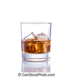 whisky, vieux façonné