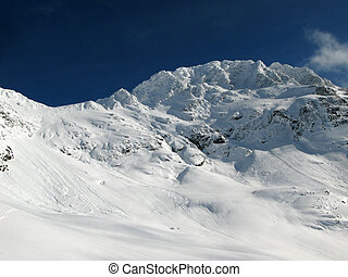 Blackcomb Mountain - Whister, BC, Canada - Whistler /...