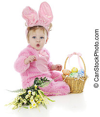 Whistling Easter Bunny
