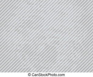 White and Grey Paper with Stripe. Vector Design Texture.
