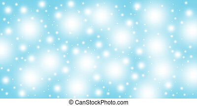 Soft white and blue Bubble back ground