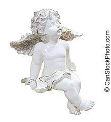 White angel